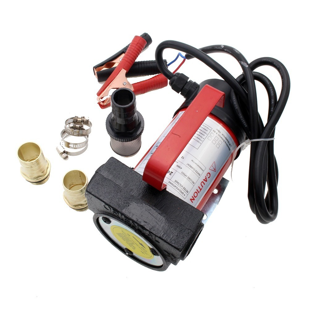 High Quality 12V 24V 220V Fuel Transfer Pump Direct  Oil Pump Electric Diesel Oil Pump Kerosene Methanol