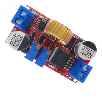 Original 5a Dc To Dc Cc Cv Lithium Battery Step Down Charging Board Led Power Converter Lithium Charger Step Down Module Xl4015 image