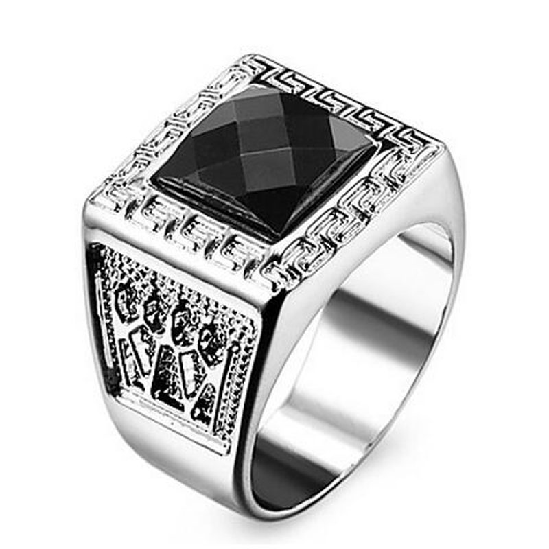 get cheap engraved silver ring aliexpress
