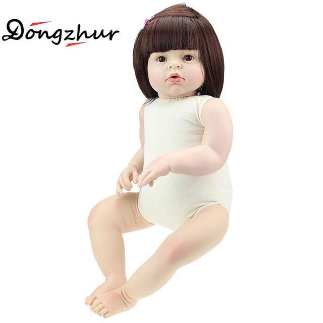 Nude silicone doll — 15