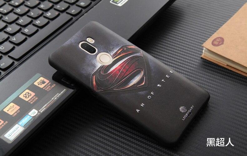 Para xiaomi mi 5S plus mi5s plus cubierta del caso para xiaomi 3D Estéreo Pintur