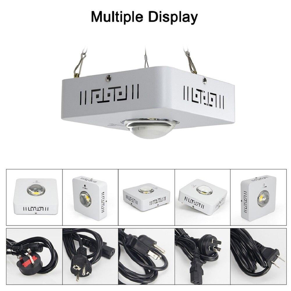 L'épi LED élèvent le CREE CXB3590 150 W 12000LM 3500 K de spectre complet léger remplacent HPS 300 W croissant l'éclairage d'intérieur de croissance de plante de LED de lampe