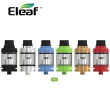 Oryginalny Eleaf ELLO Atomizer 4 ml zbiornik Eleaf ELLO pojemność 25mm średnica w HW cewki mecz Eleaf iKonn 220 MOD eleaf ELLO Vape tanie tanio Wymienne Z tworzywa sztucznego 160g 54mm