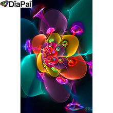 DIAPAI 100% Full Square/Round Drill 5D DIY Diamond Painting Flower landscape Diamond Embroidery Cross Stitch 3D Decor A19490 diapai 100% full square round drill 5d diy diamond painting flower landscape diamond embroidery cross stitch 3d decor a21095