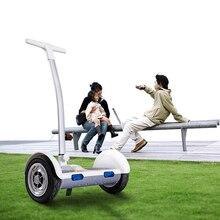 Adulte 2 roues électrique scooter hoverboard Planche À Roulettes main courante monocycle gyroscooter brouette Auto équilibrage scooter voiture de promenade