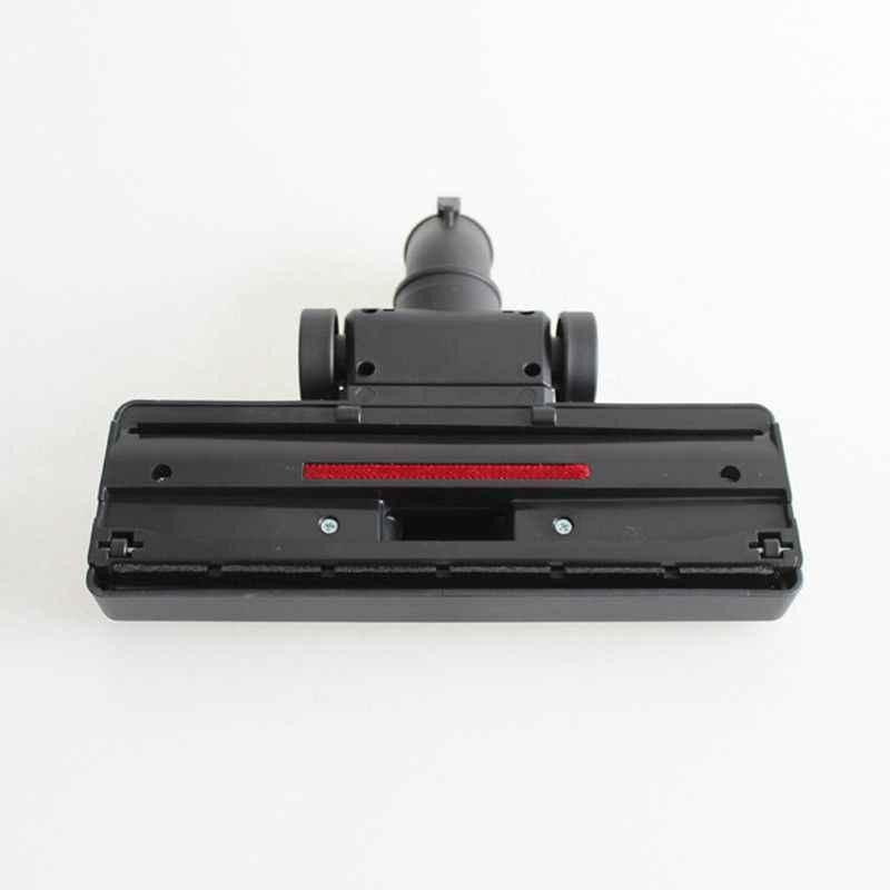 Novo universal 35mm de diâmetro interno escovas aspirador de pó acessório durável cabeça da escova ferramenta substituição para chão tapete presente