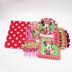 63pcs/pack Minnie Mo...