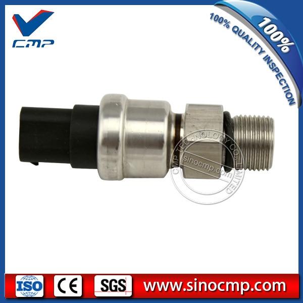 SK230-6E  Kobelco Excavator high pressure  Sensor LC52S00012P1 8607307