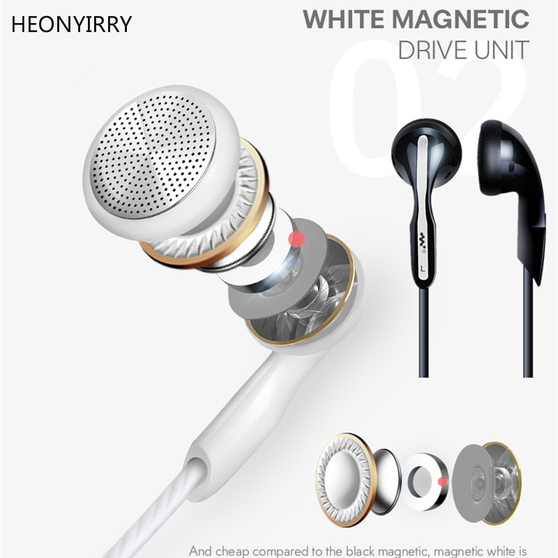 Hot Sale M9 Earphone Noise Canceling Headset Stereo Earbuds with Microphone for Mobile Phone for Andriod for Iphone Xiaomi Sony new stereo sports headset ear hook headphone noise canceling earphone with microphone for mobile phone free shipping