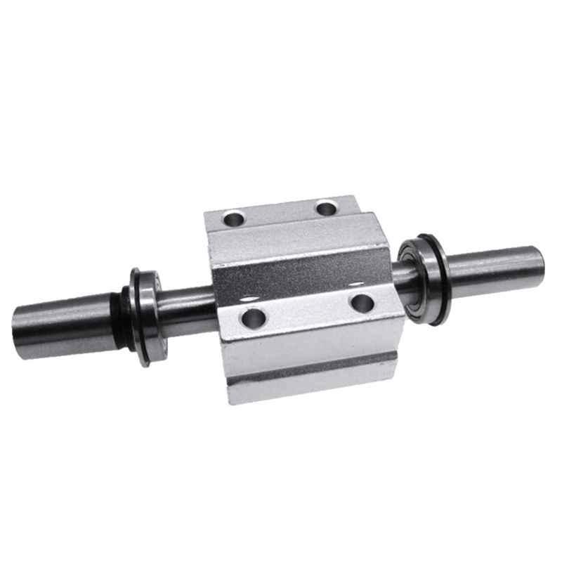 Connecting Rod untuk Jto/B10/B12/B16 Bor Chuck Table Saw/Bench Drill/Bor Listrik tanpa Daya Listrik Spindle Majelis DIY Kecil