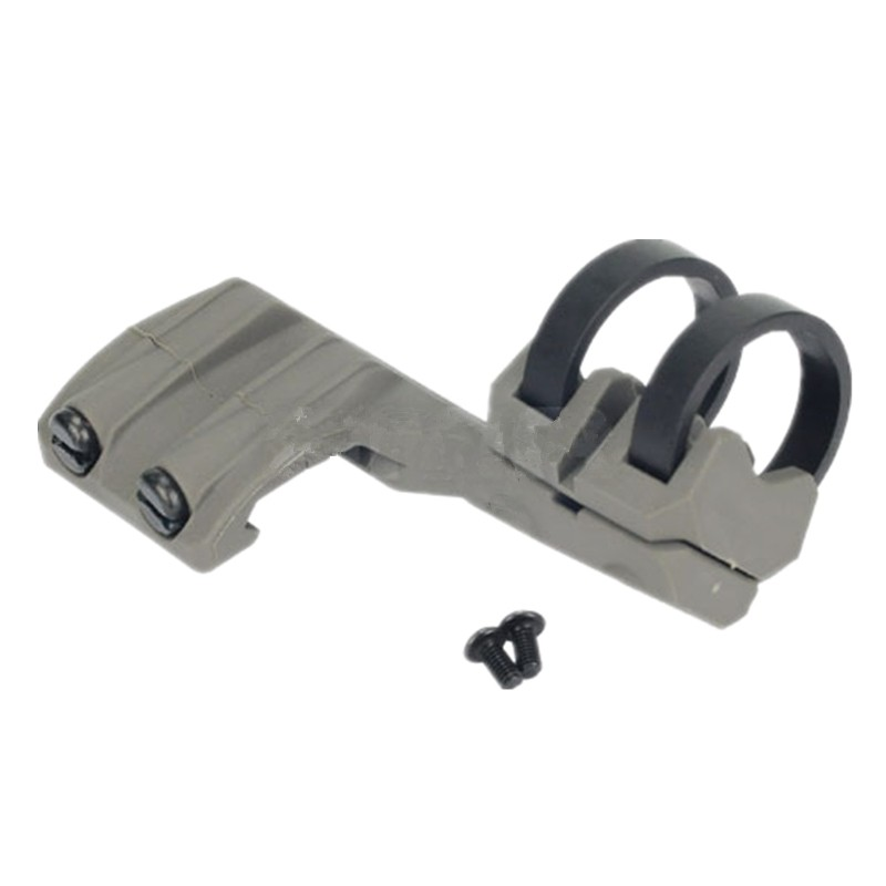 Tactical rifle scope parts for flashlight FG 1009-fg2 FR Battery clip on right in FG2