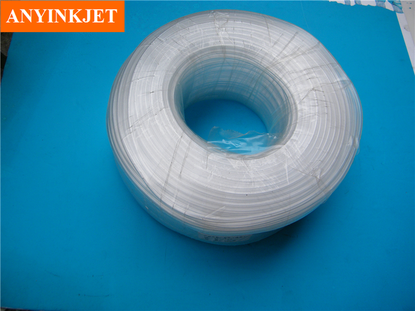 4mm 3mm single solvent tube ink tube for Allwin Witcolor Infinity Pheaton SID Roland Mimaki Mutoh solvent printer in Printer Parts from Computer Office