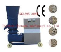 sawdust pellet making machine CE motor driven MKL 395 wood pellet mill