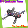 Wholesale 1pcs Blackout  100% Carbon Fiber Mini 250 FPV Quadcopter Frame for QAV250 (Unassembled)