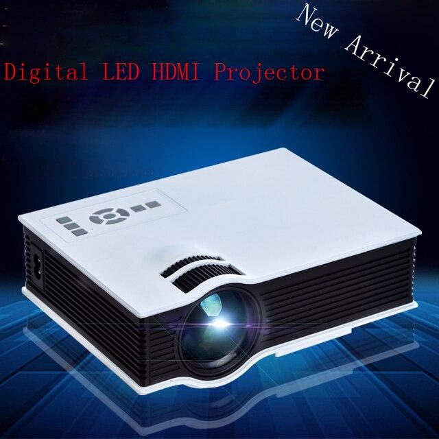 С CE UL знак высокое качество tft-hdmi USB жк-видеопроектор из светодиодов 20000 ч. лампы идеальным выбором для домашнего кинотеатра комната лучемет Proyector