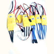 XXD RC 30A ESC Brushless Motor Speed Controller with BEC for Quadcopter F450 V2 Helicopter  Airplane Multirotor Aircraft Parts gleagle cloud 100a brushless w o bec esc rc speed controller for brushless motor rc helicopter rc airplane