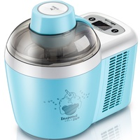 220V Intelligent Self Cooling Ice Cream Machine Full Automatic Multifunctional Fruit Ice Cream Maker For DIY