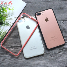 For iPhone8 Hard PC+ Soft TPU Cover For iPhone