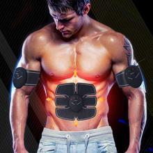 Только 4 шт. коврик брюшной тренажер для мышц тренировки фитнес-снаряжение Fitpad гелевая Подушка