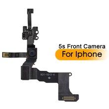 Фронтальная камера гибкий кабель в сборе для iPhone 5S лицо Камера