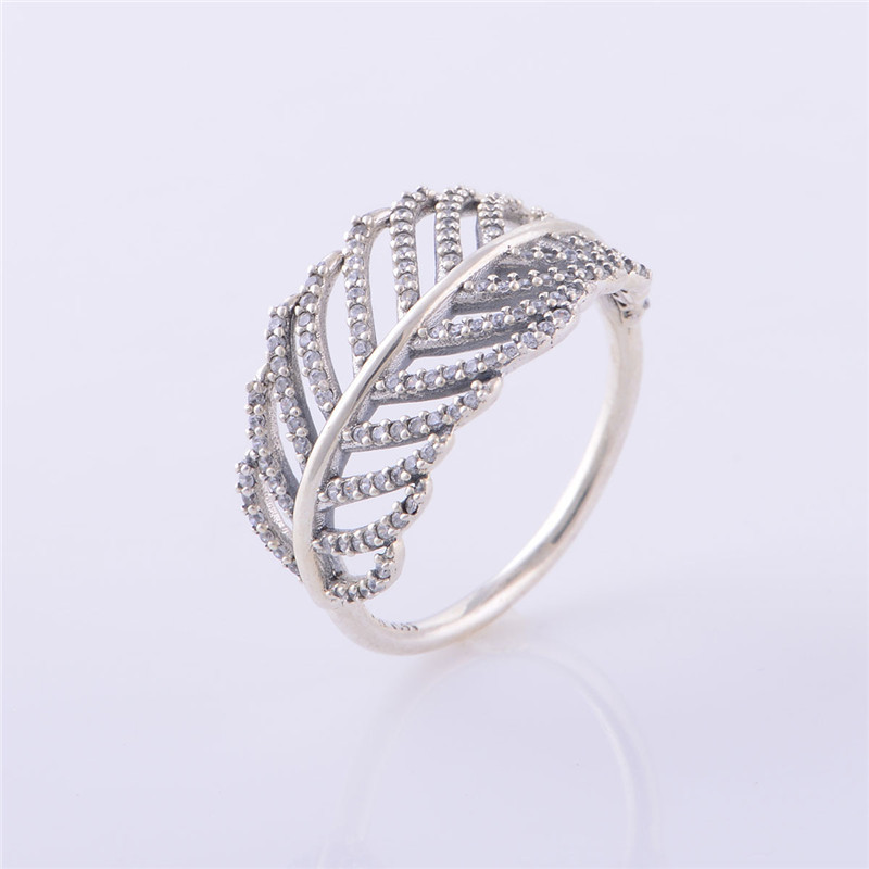 a795a458f ... price at Rings Compatible with Pandora Jewelry European size 52, 54,  56, .