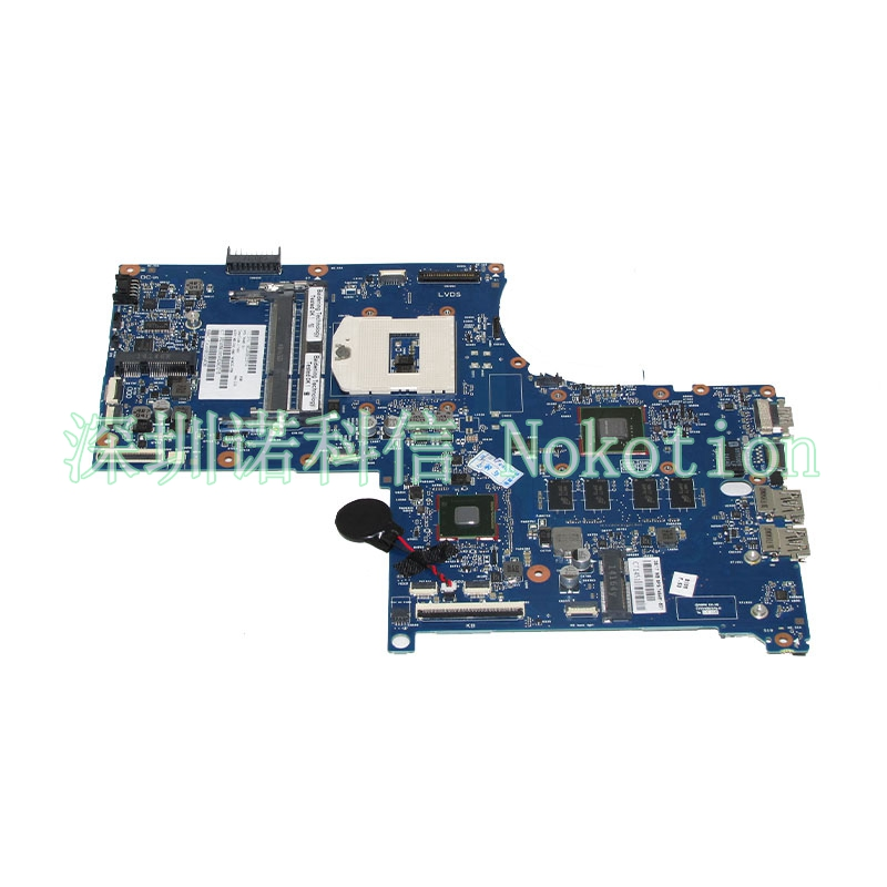 NOKOTION 746451-501 746451-001 Laptop Motherboard For HP envy 17 17-J MAIN BOARD GT740M graphics 6050A2549801-MB-A02 nokotion 746017 001 746017 501 for hp probook 645 655 g1 laptop motherboard ddr3 6050a2567101 mb a02