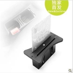 OEM Cartão de dispositivo de cartão de slot para cartão de Suporte de Copo Do Carro Titular Apto para Golf 6 GTI R20 5ND 353 87
