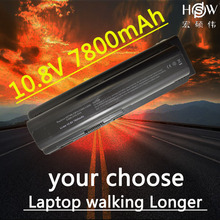 HSW Laptop Battery for HP Pavilion DV4 DV5 DV6 G71 G50 G60 G61 G70 For Compaq Presario CQ50 CQ71 CQ70 CQ61 CQ60 CQ45 CQ41 CQ40 original motherboard 486550 001 for hp compaq presario cq50 cq60 g50 g60 laptop notebook pc motherboard systemboard 100% test ok