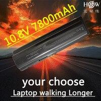 HSW Laptop Battery for HP Pavilion DV4 DV5 DV6 G71 G50 G60 G61 G70 For Compaq Presario CQ50 CQ71 CQ70 CQ61 CQ60 CQ45 CQ41 CQ40