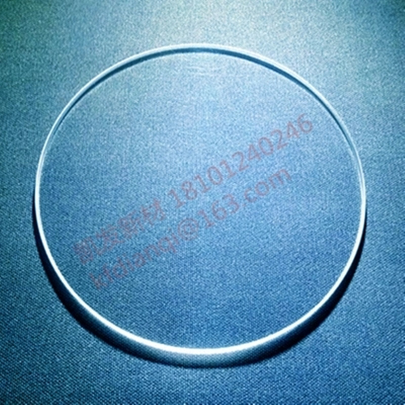 BaF2 substrate-30.0 * 2.0mm/Ottico finestra/finestra BaF2/UV substrato finestra/finestra A Infrarossi substratoBaF2 substrate-30.0 * 2.0mm/Ottico finestra/finestra BaF2/UV substrato finestra/finestra A Infrarossi substrato