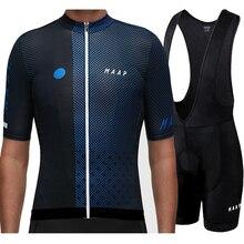 Runchita pro team versão 2020 conjuntos de camisa de ciclismo manga curta triathlon mtb camisa bicicleta maillot