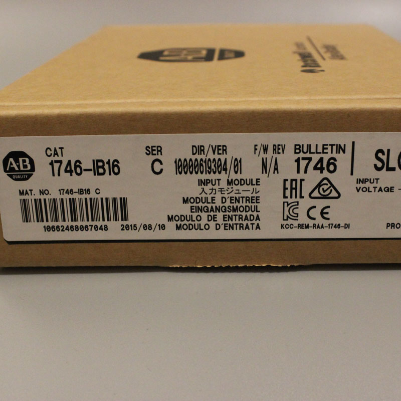 1746 IB16 1746IB16 PLC Controller New Have in stock