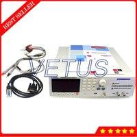 AT520B Батарея цифровой измеритель сопротивления 0.1m ~ 300 Ом Сопротивление батареи тестер