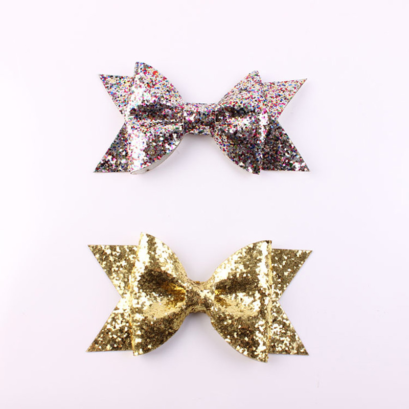 10pcs lot gold silver glitter sequins