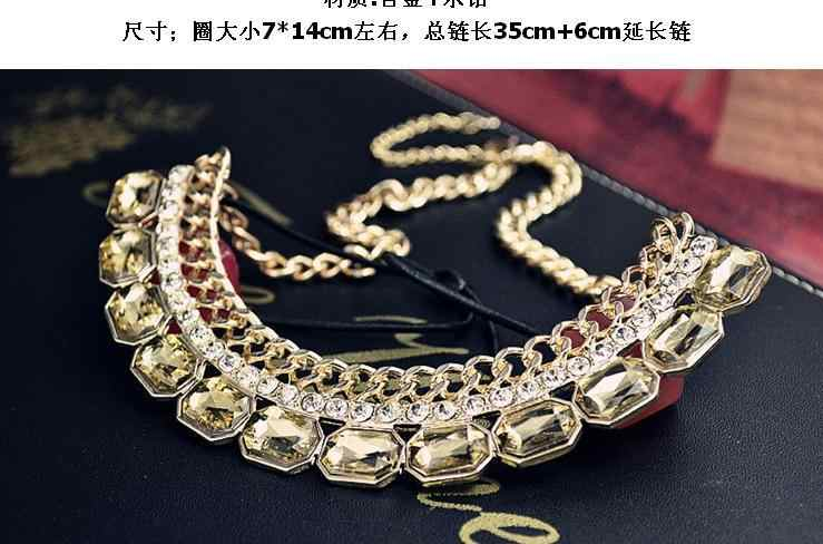 Min.order is $30(Mix Order) Free Shipping trendy jewelry 2013 elegant luxury brand necklace|necklace and earring sets for bridesmaids|jewelry