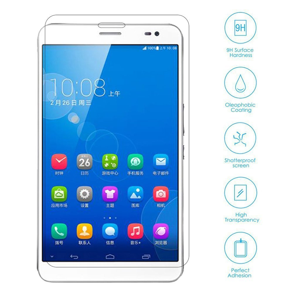 Screen-Protector Protective-Film Tempered-Glass Tablet Mediapad Huawei For M2 T2 M2-A01w/m2-A01l