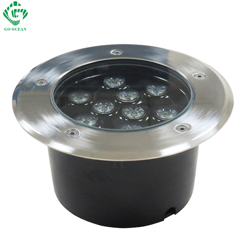 LED Underground Lights 3W 5W 7W 9W 12W 15W 18W 24W 36W RGB 12V Buried Recessed