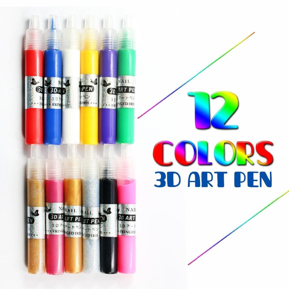 Nail Art Ideas » Hot Nail Art Pens - Pictures of Nail Art Design Ideas