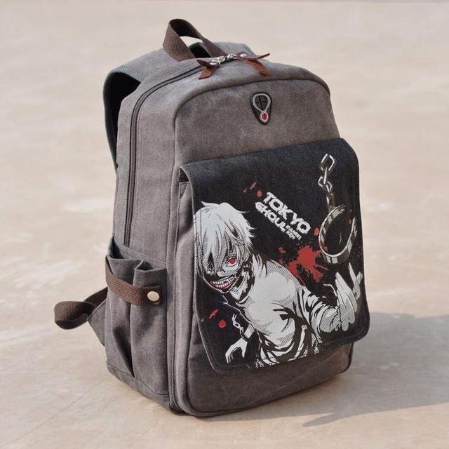 Anime Tokyo Ghoul Cosplay Backpack