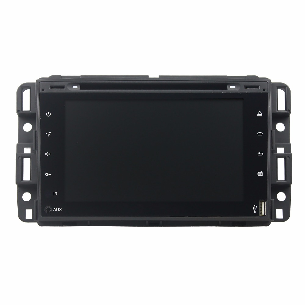 Android 8.0 octa core 4GB RAM car dvd player for GMC Yukon Tahoe 2007-2012 ips touch screen head units tape recorder radio