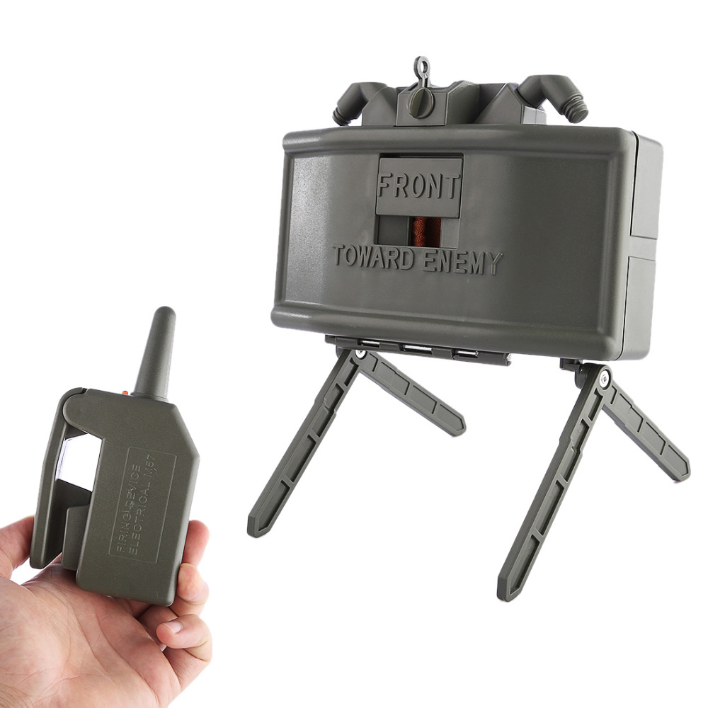 Télécommande électrique perles d'eau Clip eau balle balle bombe équipement extérieur CS