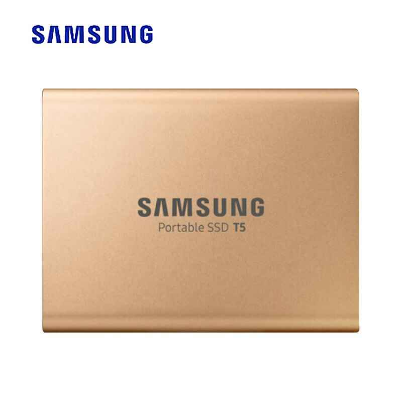 "Samsung T5 Portable SSD 500 GB 1 TB External Solid State Drive HD Externo 1 T 2.5 ""USB3.1 Gen2 disco Duro SSD Gratis Pengiriman"