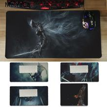 Yinuoda Dark Souls противоскользящие прочный силиконовый Computermats Размеры для 30x60 см и 30x60 см игровые коврики