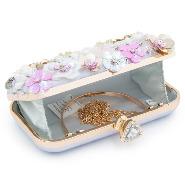 Buy Luxury Wedding Clutch For Women | Ladies Clutch Online At Best Price