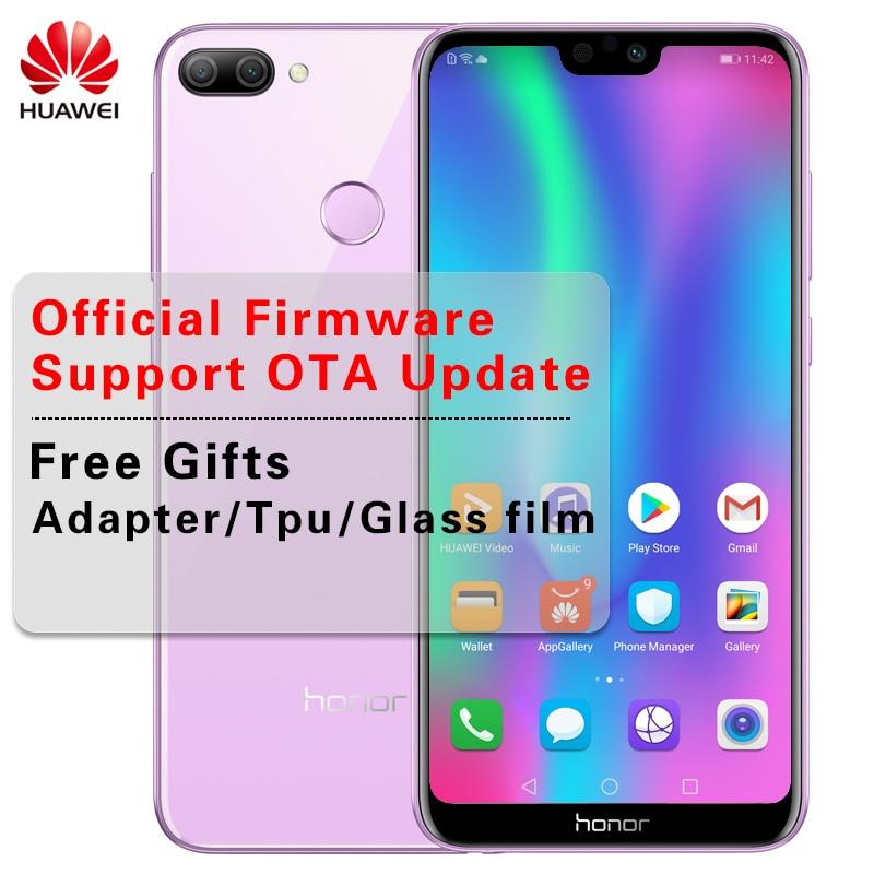 5.84 inch HUAWEI Honor 9i 4GB RAM 64GB/128GB ROM Android 8.0 Octa Core Mobile Phone Kirin 659 2280×1080 FHD+ Fingerprint 16.0MP