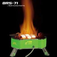 Кемпинг плита Butagas сжиженный газ приготовления Портативный 9800 Вт Пикник газовая плита газовый рожок для Бутана Bruciatore Открытый туристическо