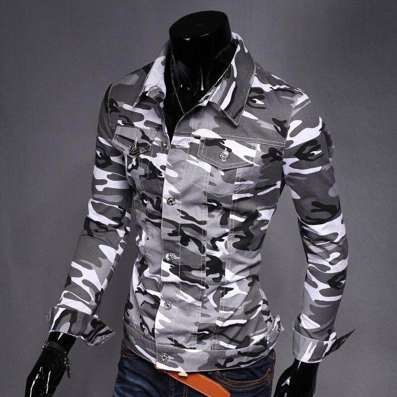 Vêtements Militaire Vestes Hombre Chaqueta Mens Veste Camouflage Hommes Armée xwvwqUYH