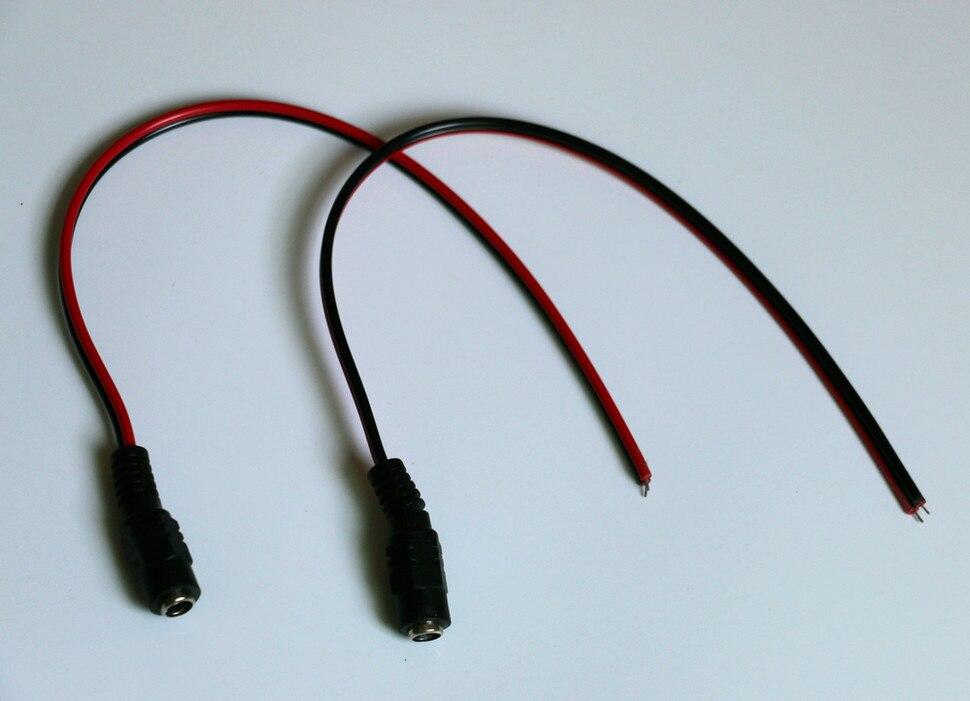 3 Wire Dc Plug - WIRE Center •