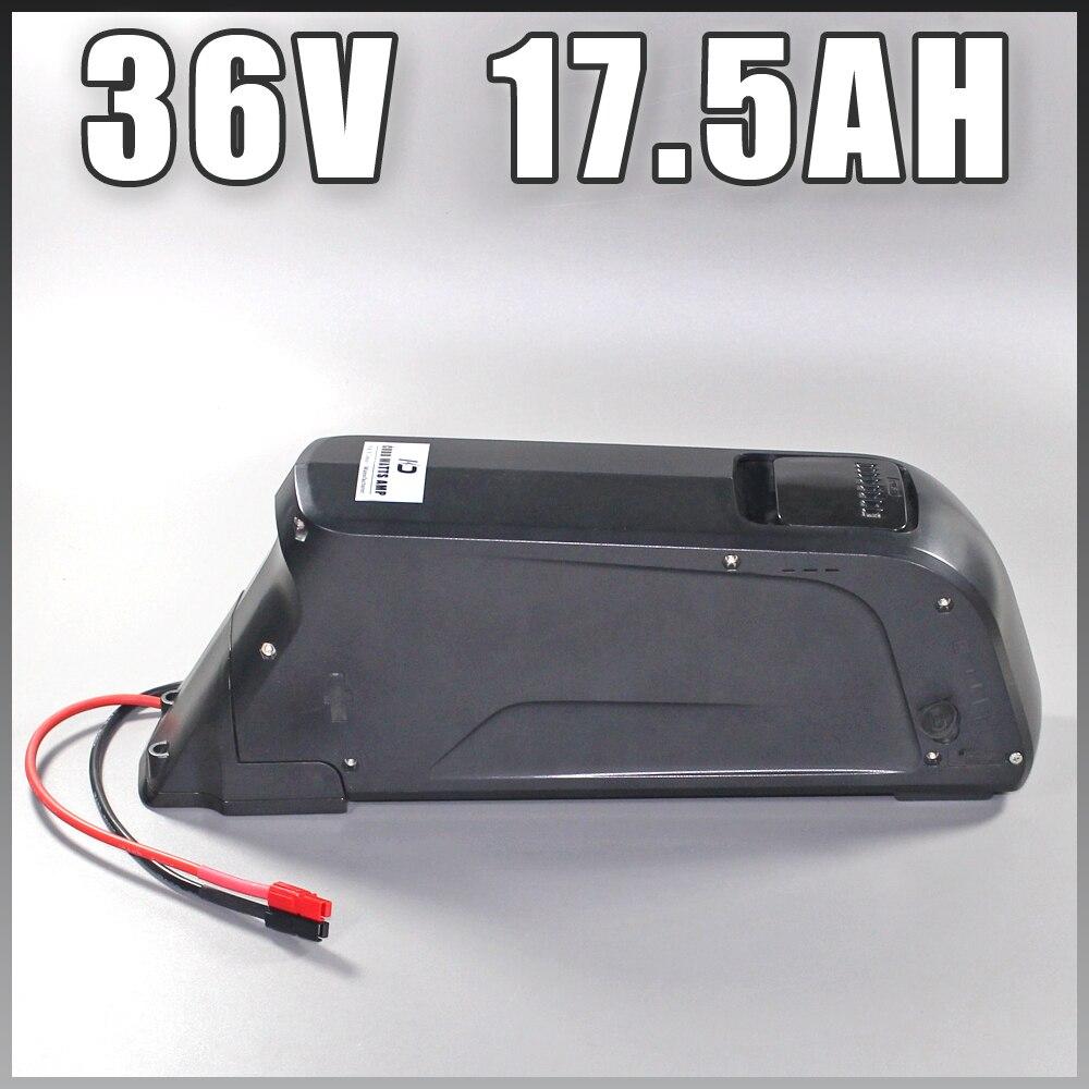 36V Baterie pro elektrická kola SANYO GA 1000W Ebike down tube EU US NO Tax