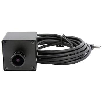 4K USB Camera OTG UVC Free Driver Plug and Play Mini USB Webcam Web Camera With Wide Angle Fisheye Lens for PC Computer